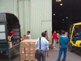 Dịch vụ chuyển kho xưởng trọn gói tiện lợi, nhanh chóng