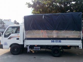 Cho thuê xe tải chở hàng từ TPHCM đi Bình Định