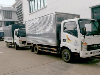 Dịch vụ cho thuê xe tải giá rẻ tại Kiến Vàng Sài Gòn