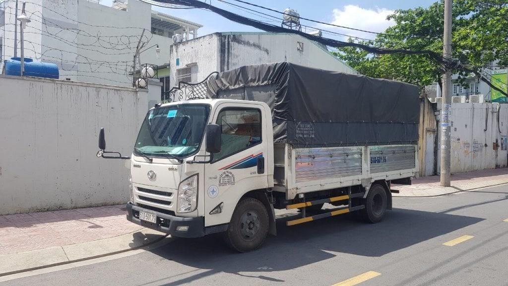 Cho thuê xe tải chở hàng từ Tp.HCM đi Đắk Lắk