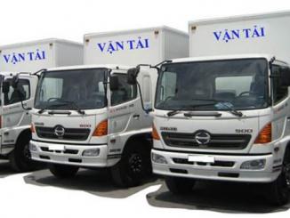 Cho thuê xe tải chở hàng từ tphcm đi Bình Dương
