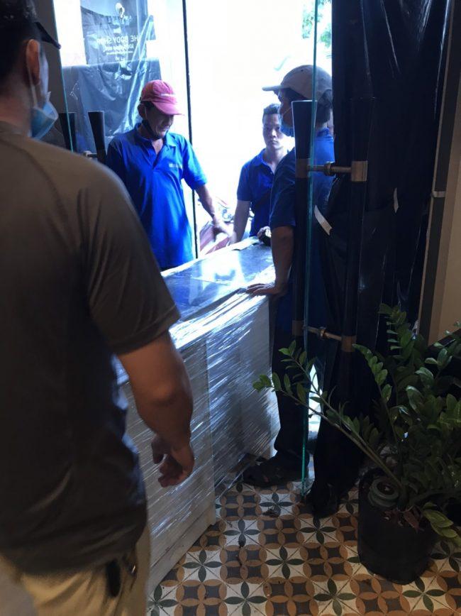Kiến Vàng - Vận chuyển nhà trọn gói hcm