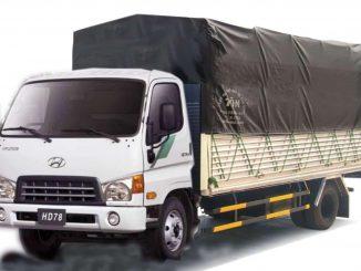 Chất lượng xe đảm bảo an toàn cho hàng hoá vận chuyển