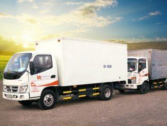 Cho thuê xe tải chở hàng đi Lâm Đồng