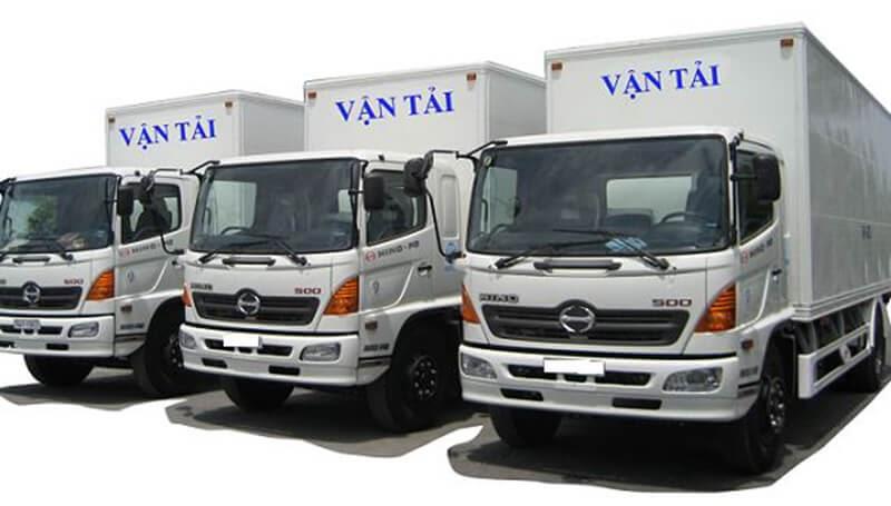 Cho thuê xe tải chở hàng Kiến Vàng Sài Gòn