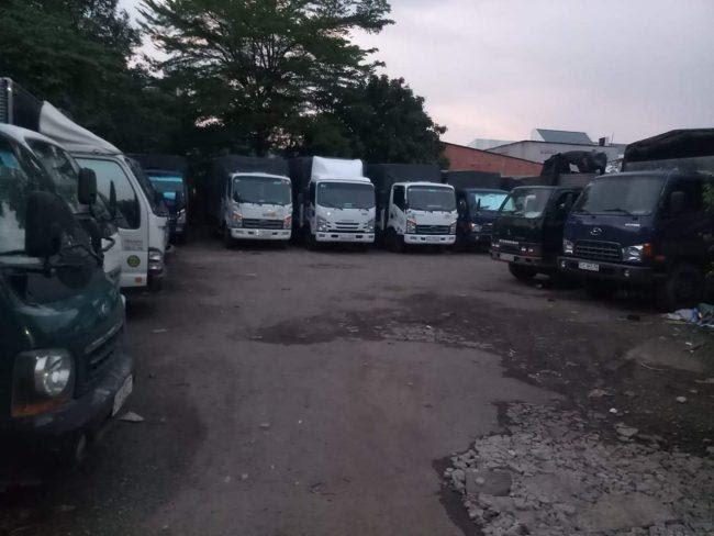 cho thuê xe tải chở hàng từ TpHCM đi Gia Lai