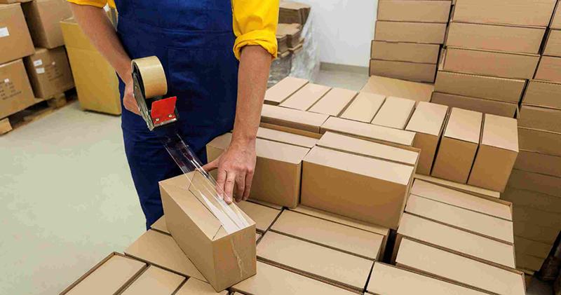 Dịch vụ đóng hàng, vận chuyển hàng hoá