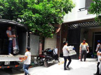 Dịch vụ cho thuê xe tải kèm chuyển dọn nhà trọn gói với giá rẻ