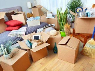 Đóng gói đồ đạc khi chuyển nhà mất bao lâu?