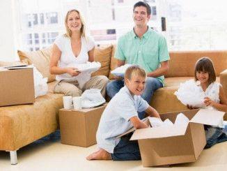 Nên chọn thời điểm chuyển nhà tốt và thích hợp