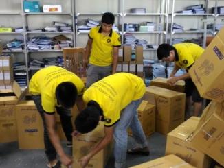 Công ty Kiến Vàng Sài Gòn có dịch vụ chuyển nhà vào buổi tối
