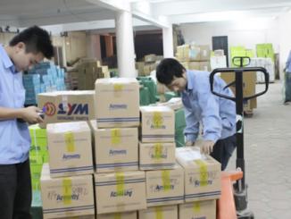 Dịch vụ chuyển kho xưởng trọn gói giá rẻ tại Kiến Vàng