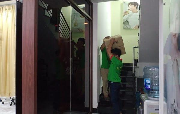 Dịch vụ chuyển phòng trọ tại Gò Vấp