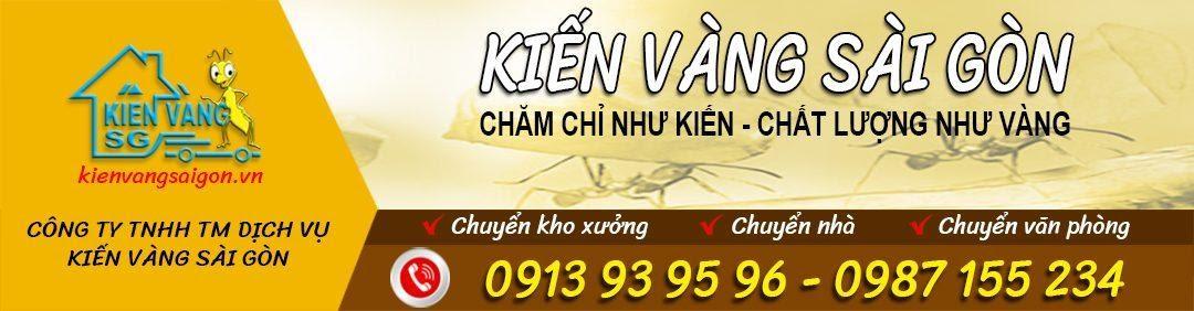 Đơn vị dịch vụ Kiến Vàng Sài Gòn