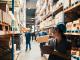Kiểm kê và phân loại hàng hóa