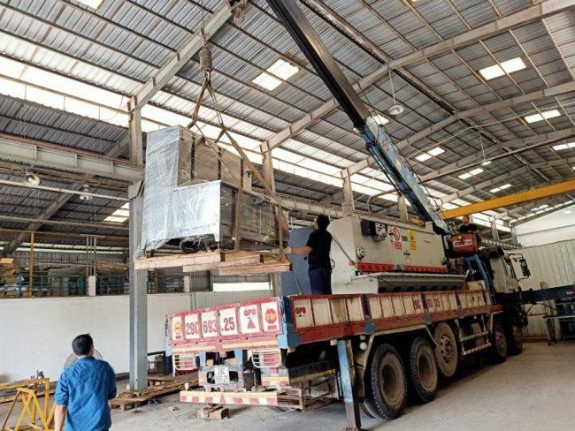Dịch vụ chuyển kho xưởng khu vực Tân Phú đang được quan tâm
