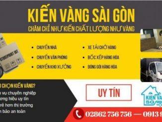 Kiến Vàng Sài Gòn – lựa chọn hàng đầu cho bạn