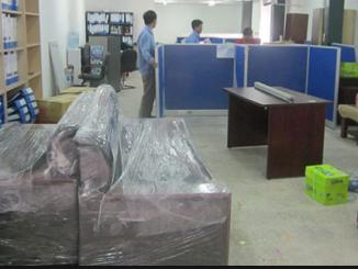 Dịch vụ chuyển văn phòng giá tốt tại Hóc Môn