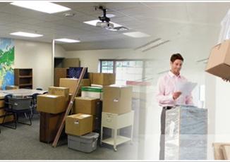 Quy trình thực hiện dịch vụ chuyển văn phòng của Kiến Vàng